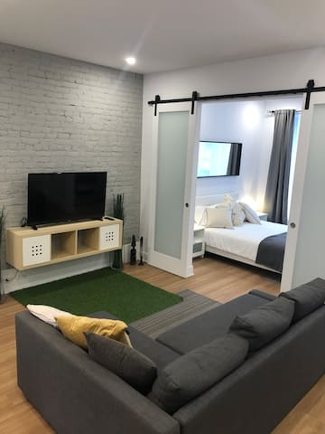 Brand new renovated 3BR in heart of Montréal