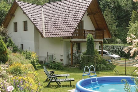 Holiday cottage with 2 bedrooms on 72m² in Nove Mesto n/Metuji