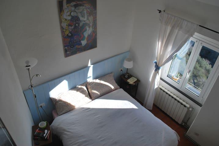 The bedroom - La camera da letto
