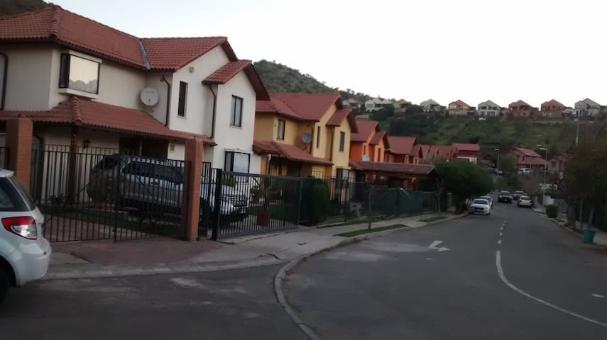 Habitaciones privadas para matrimonios, o grupos - Pudahuel - House