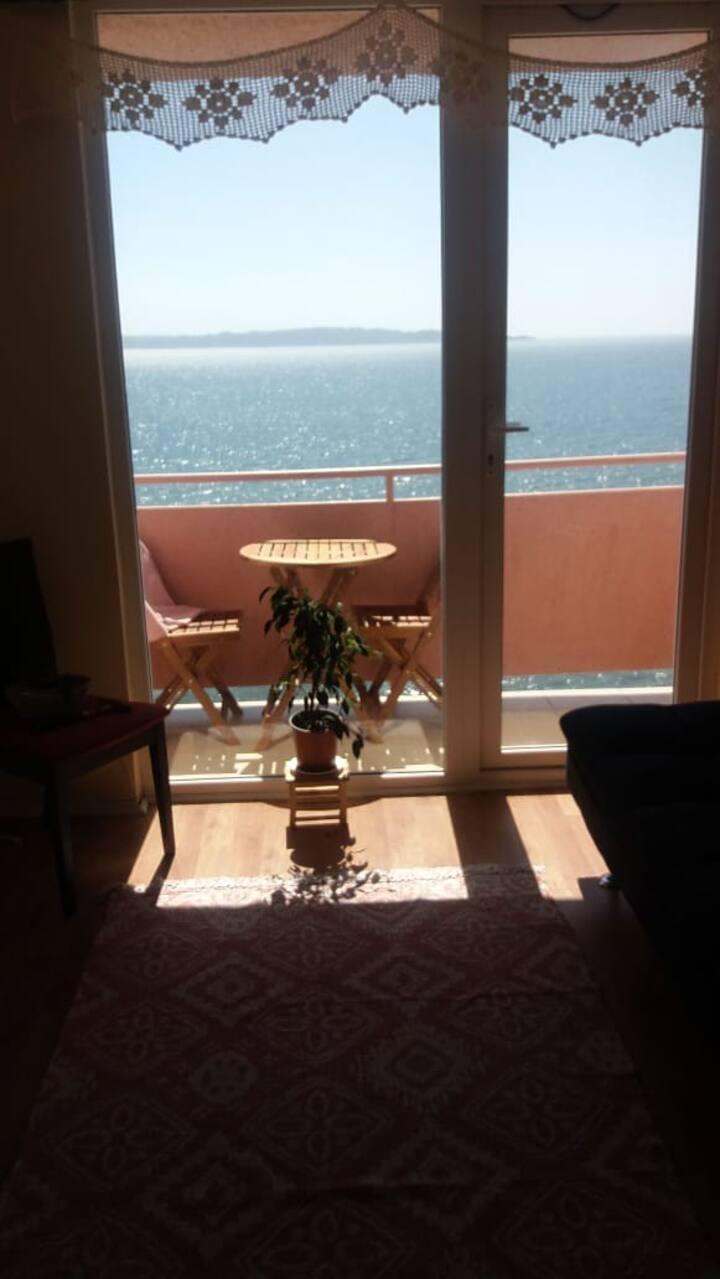 Hermoso Departamento frente al mar en Bellavista!