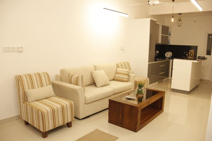 Luxe Residencies Kottawa - 2BR Apartment