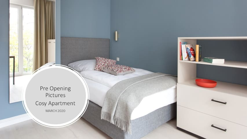 """Brera """"Cosy"""" Apartment - Your Mid Stay Rate"""