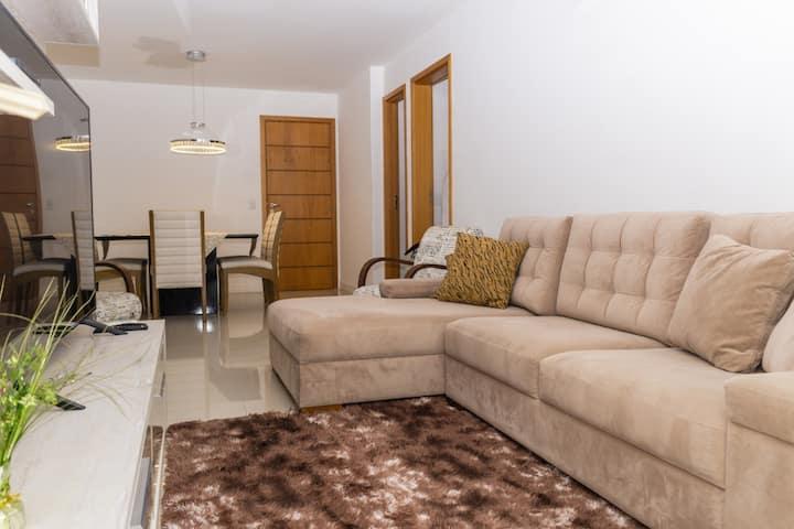Apartamento no Centro da Barra.