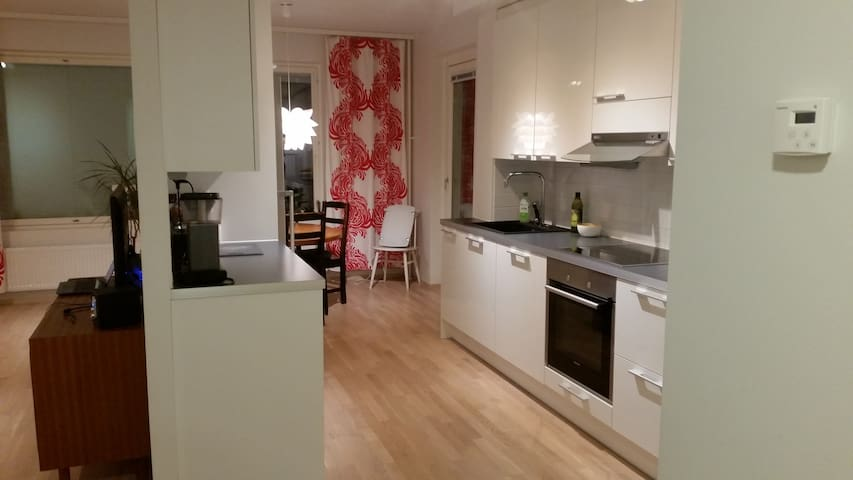 2 BR, 10 min airport, 20 min HKI city center,sauna - Vantaa