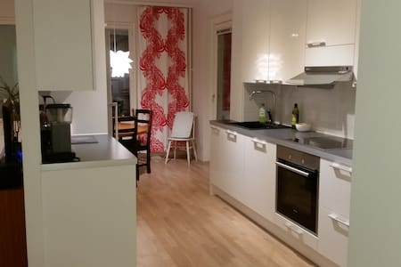 2 BR, 10 min airport, 20 min HKI city center,sauna - Vantaa - Wohnung