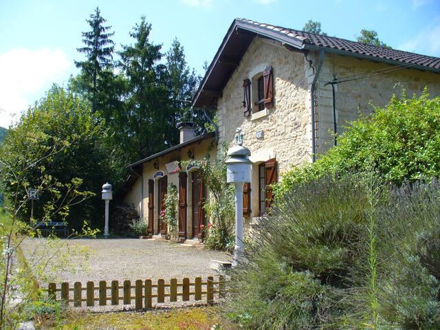 Gare de Calvignac - Calvignac - House
