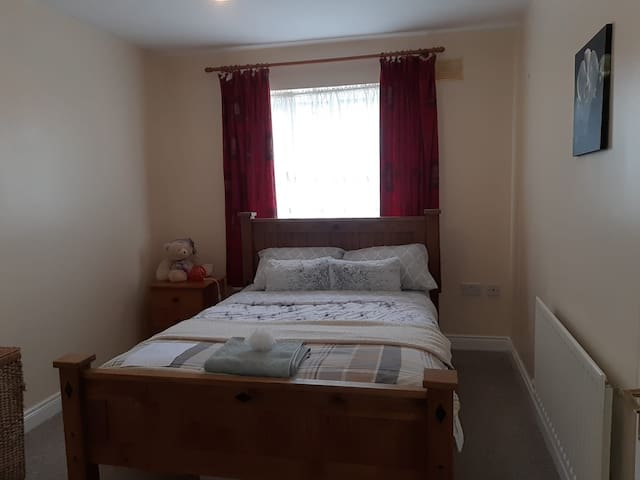 Double room close to Train station