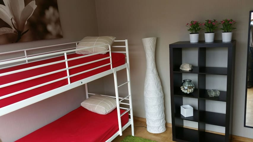 Room in apartment downtown Herentals 2 pax - Herentals - อพาร์ทเมนท์