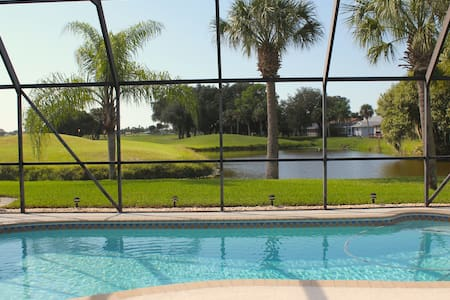 228 Breathtaking Home on Golf course #228 - Rotonda West
