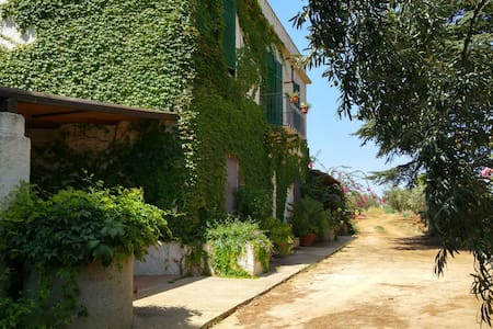 Casale di campagna vicino il mare di Selinunte - Selinunte