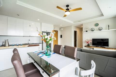 Luxury apartment in luxury residence