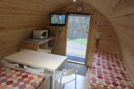 BLACKWATER GLAMPING PODS 7 miles from Glencoe - Kinlochleven