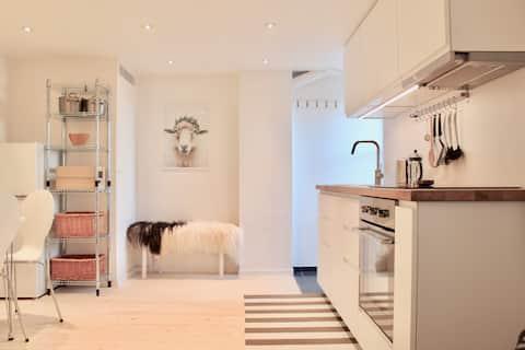 Modern flat in the heart of Tórshavn