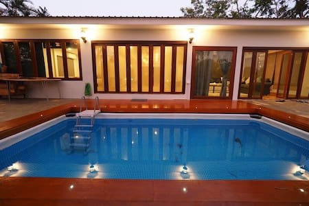Pool Villa nearby the sea - Klaeng District - 别墅