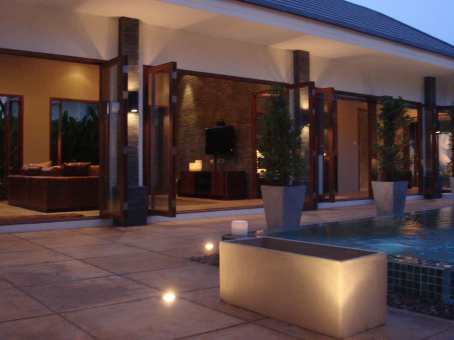 Open Balinese Concept