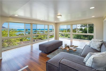 Gorgeous Panoramic views! Located in Hawaii Kai