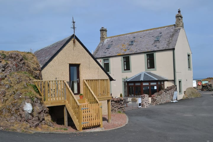Rock Cottage St Abbs Harbour