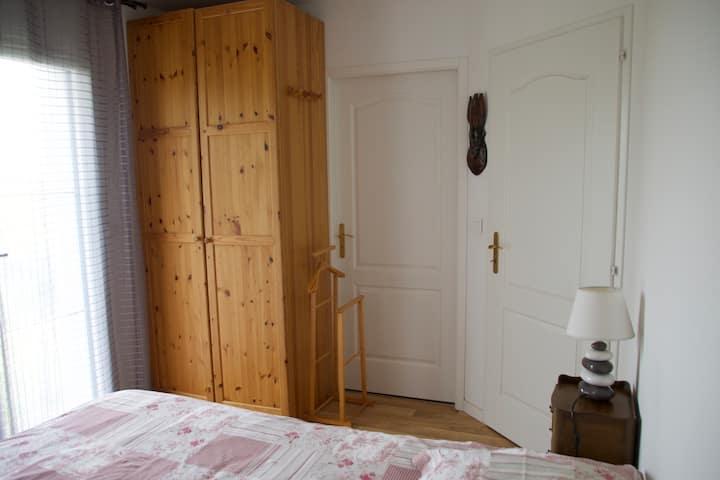 Chambre au coeur du Marais Breton-Vendéen