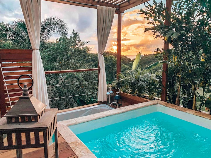 Private Pool Suite +Outdoor tub Casa Florencia #10