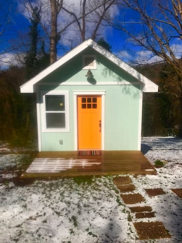 Haw Creek Bird House