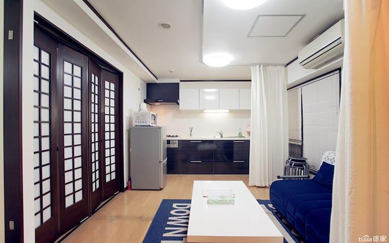 东京池袋的家,一室一厅,池袋站C1出口五分。要町站4分