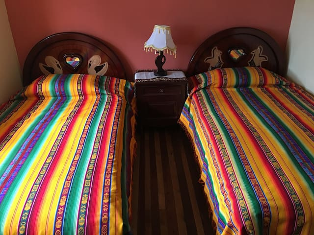 Casa de Eddy y Mary - Ambato - Slaapzaal