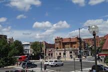 Corner of 18th St & Columbia Rd