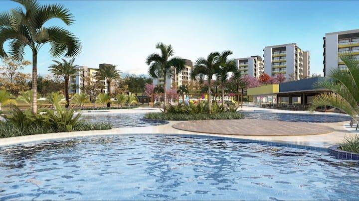 Praias do Lago Resort - Férias 2021 Barato