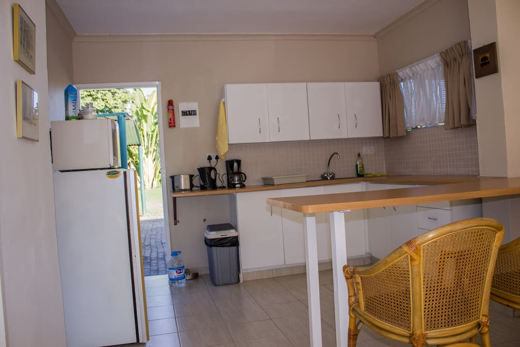 Kitchen - Self Catering Unit