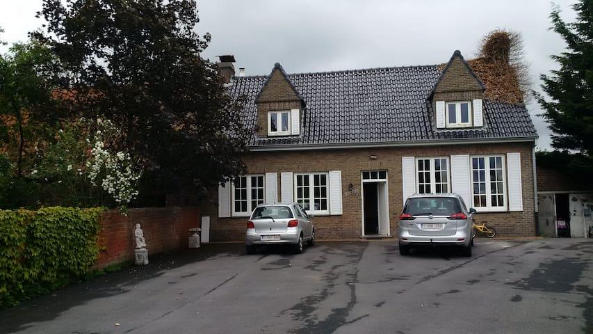Groenhove - Oostkamp - Huis