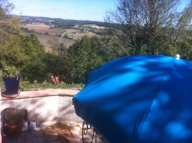 la vue terrasse