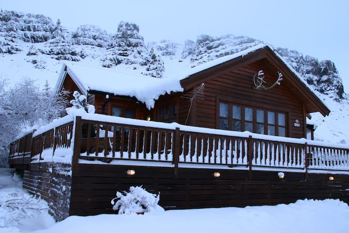 Arnarlundur - Friendly cottage