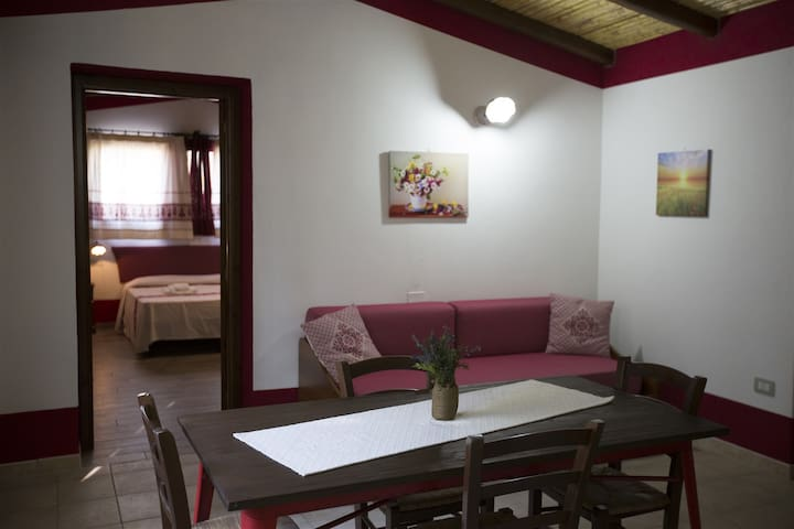 ROMANTIC APARTMENT A DORGALI