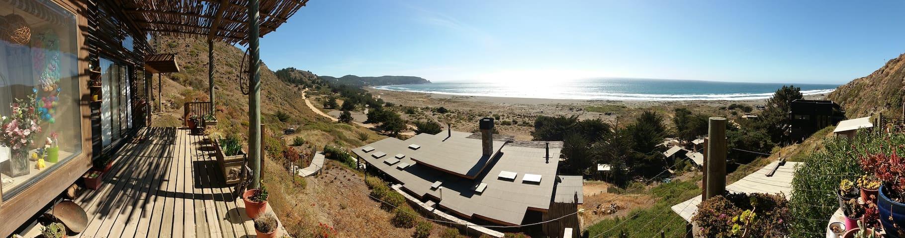 Casa en Puertecillo, con vista espectacular al mar