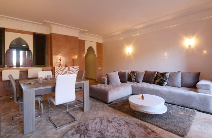 Superbe appartement avec terrasse - Marrakech  - Apartamento