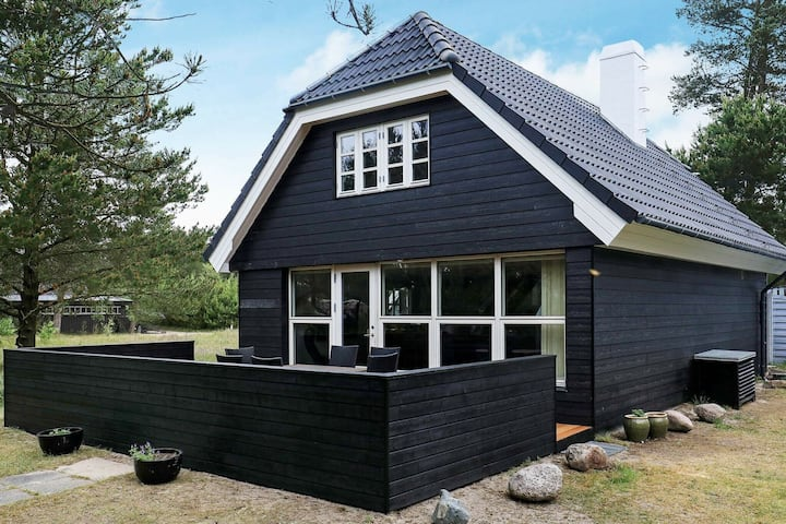 Beautiful Holiday Home in Oksbøl near Sea