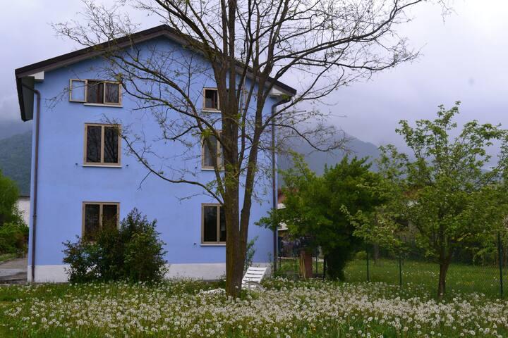 KA' TARI 3 - Ponte Nelle Alpi - Polpet - บ้าน
