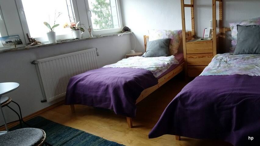 Suite/Familienzimmer + Frühstück + WLAN inkl.