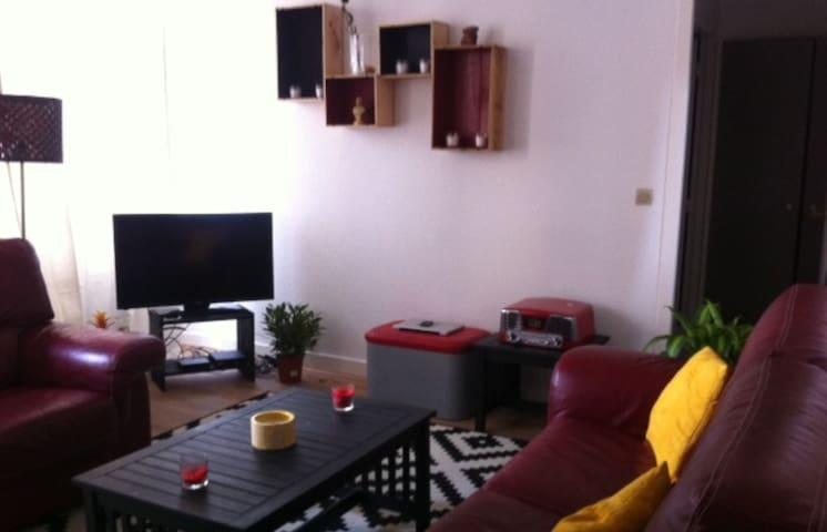 Appartement Bordeaux centre - Bordeaux - Wohnung