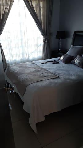 Descanso Confortable e higiene tranquilamente aquí