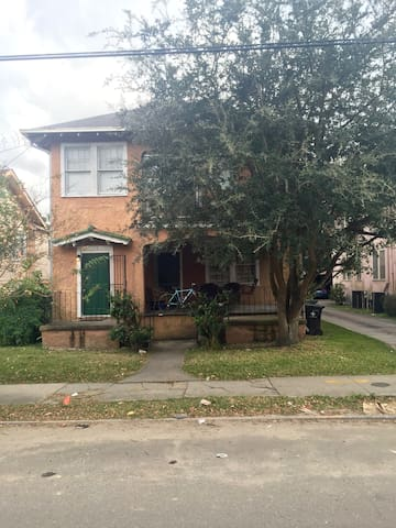 2 Rooms for Summer Sublease - New Orleans - House