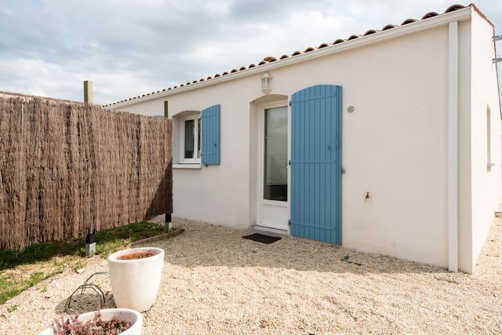 Studio proche La Rochelle et plages - Aytré - Apartament