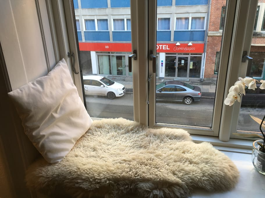 Cosy window spot