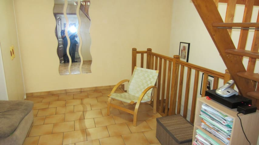 Maison proche Fontainebleau Paris - Cerny - Rumah