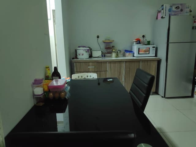 Shared Spaces - Kitchen & Dining Area