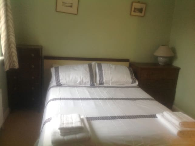 Cosy double bed room - Bathampton
