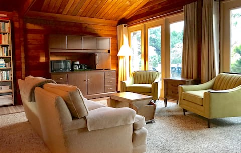 Cabin at Whidwood On Whidbey Island