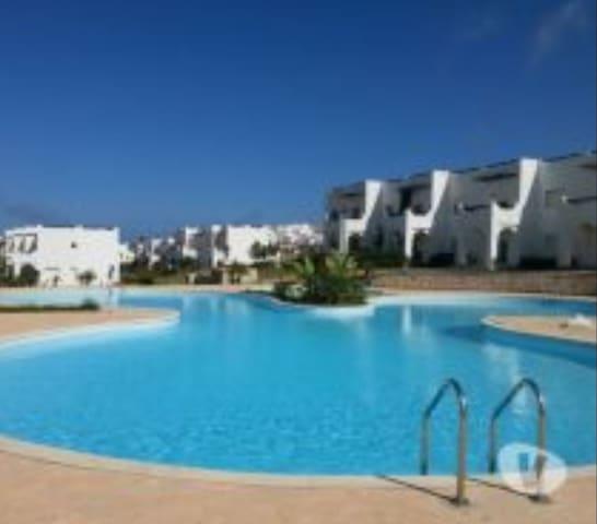 Villa Al cudia smir vue sur mer Fnideq