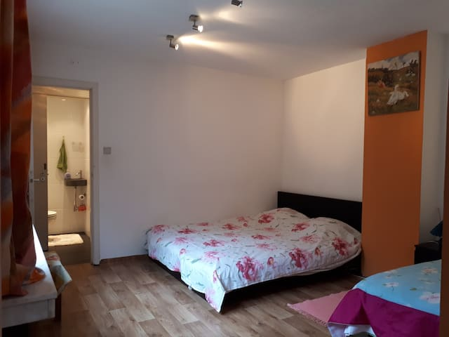 Room 2p. near Tomorrowland - Ruisbroek - Villa